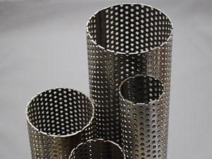 Euro Inwest - Metale kolorowe i blachy żaroodporne znajdują sie w ofercie firmy Euro-Inwest w Poznaniu. Poznaj pełną ofertę naszych produktów. Perforated_Tube-300x225